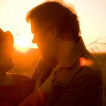 South African Engagement (Sunrise Set)
